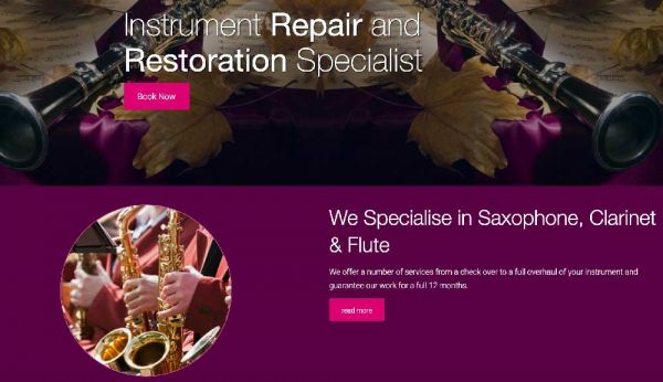 Woodwind Repairs